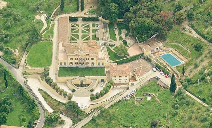 Arch stefano tori - Bagno la villa pinarella ...